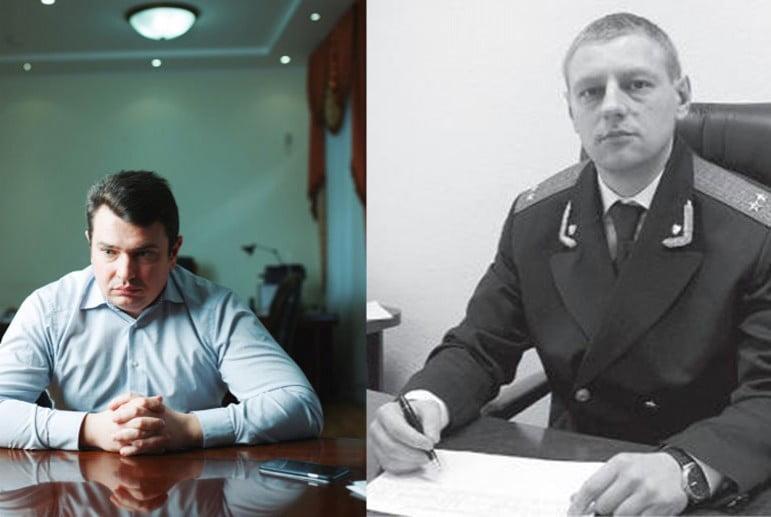 Руководителя детективов НАБУ, фальсифицирующих дела в отношении судей, из-за коррупционного скандала, Сытник отстранил от должности