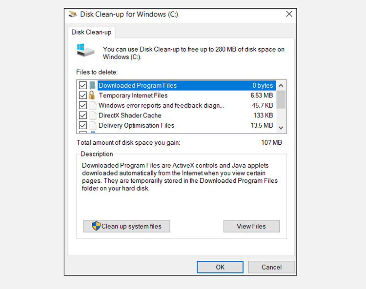 10 функций, которые очистят и ускорят ваш компьютер на Windows 10