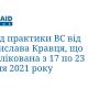 Огляд практики ВС від Ростислава Кравця, що опублікована з 17 по 23 липня 2021 року