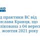 Огляд практики ВС від Ростислава Кравця, що опублікована з 04 вересня по 01 жовтня 2021 року